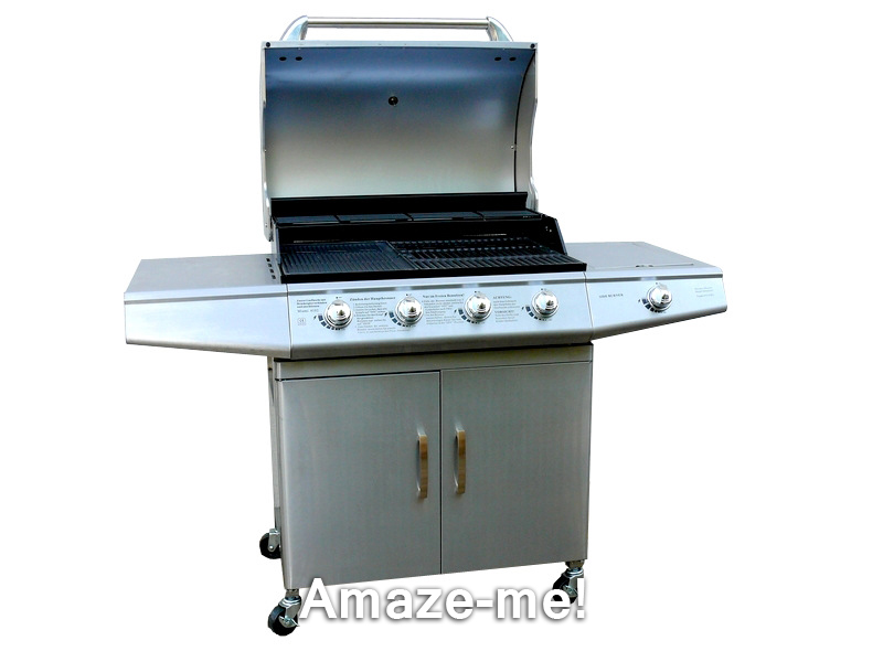 Outdoorküche Gas Rinnai : Neu bbq outdoor gasgrill brenner grill ovp u ac on popscreen