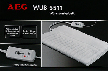 WUB 5647 Wärmeunterbett AEG